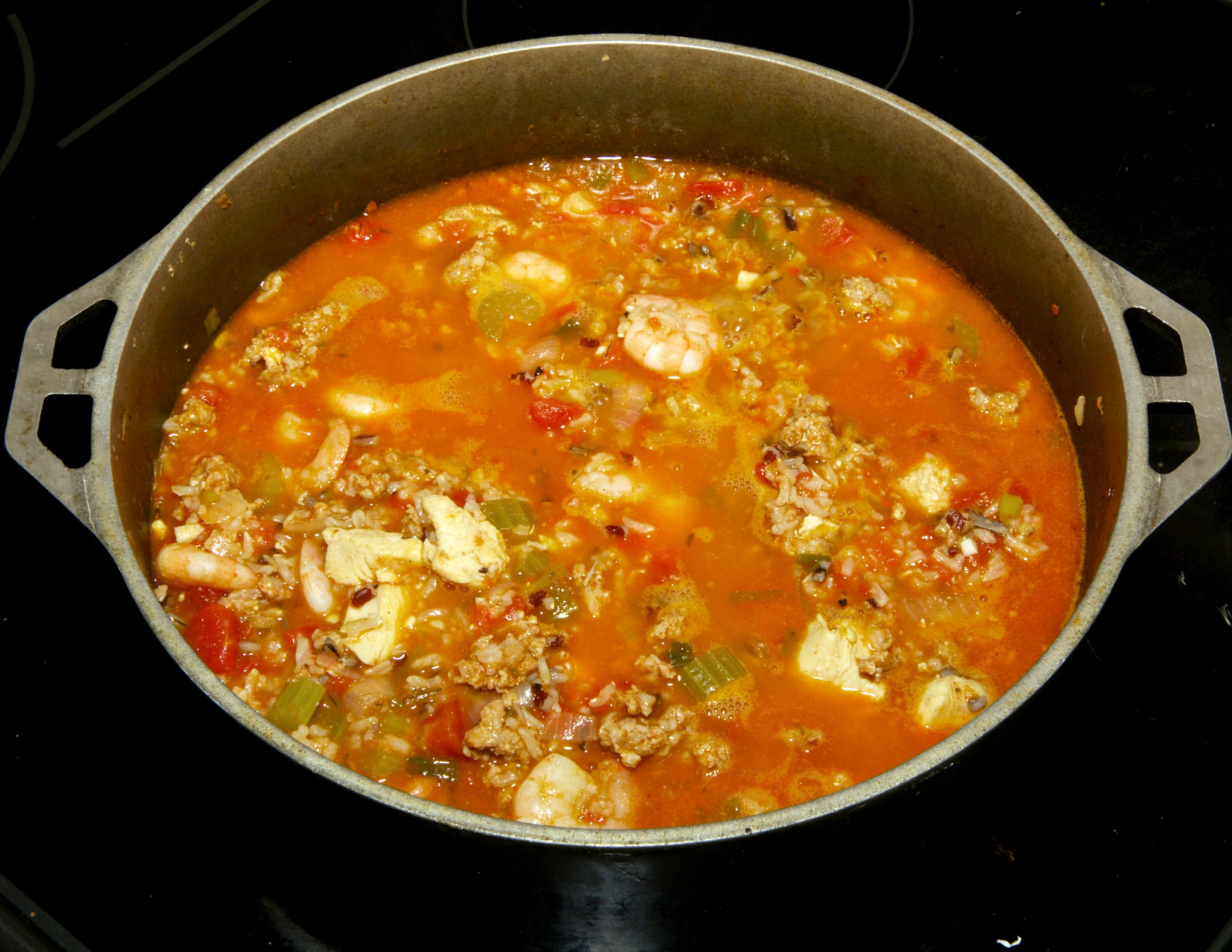 Http Www Epicurious Com Recipes Food Views Jambalaya